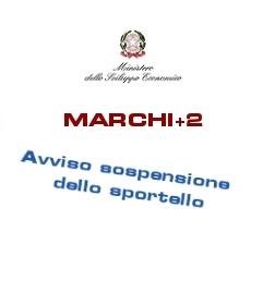 SOSPESE LE AGEVOLAZIONI ALLE IMPRESE PREVISTE DAL BANDO MARCHI+2