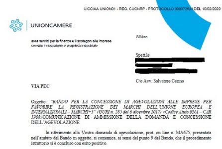 (Italiano) Aggiornamento marchi+3 in arrivo i primi bonifici