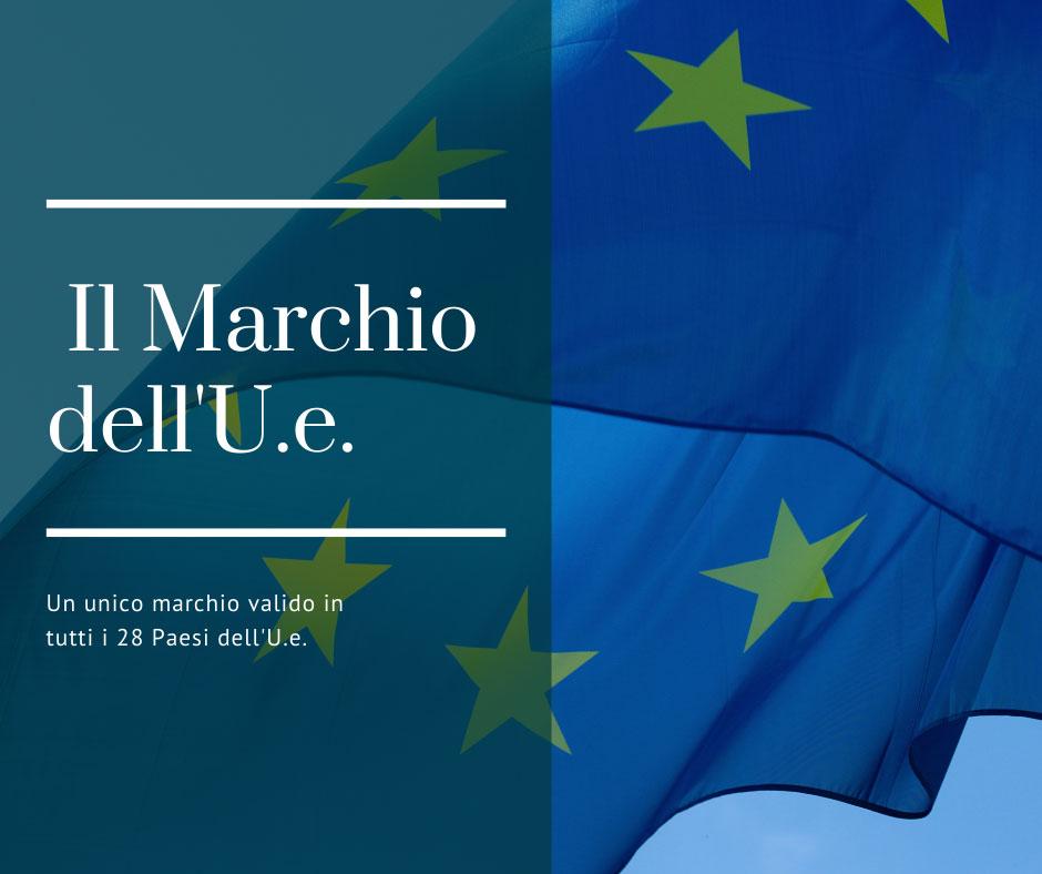 Il marchio dell'Unione Europea
