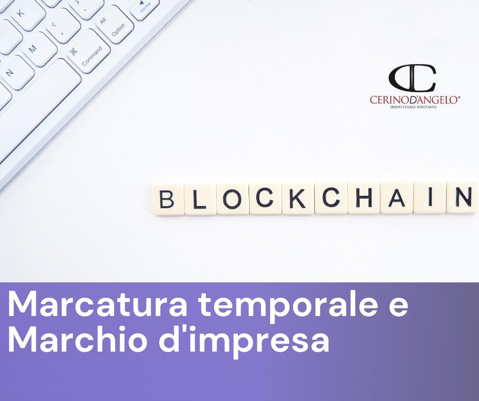 Registrazione del marchio d'impresa e blockchain